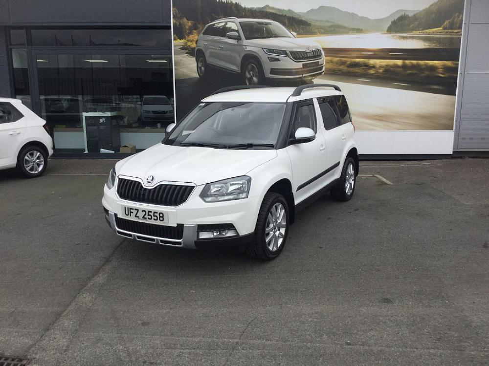 SKODA YETI OUTDOOR 2.0 S TDI 110PS 4X4 SCR