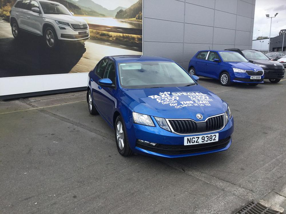 SKODA OCTAVIA HATCH 1.6 SE TDI 115PS 5G MAN