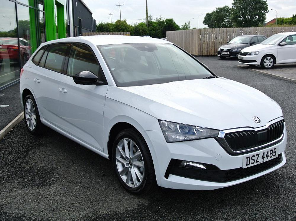SKODA SCALA SE 1.0 TSI 115PS