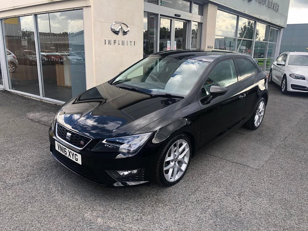 SEAT LEON FR (TECHNOLOGY PACK) 3DR