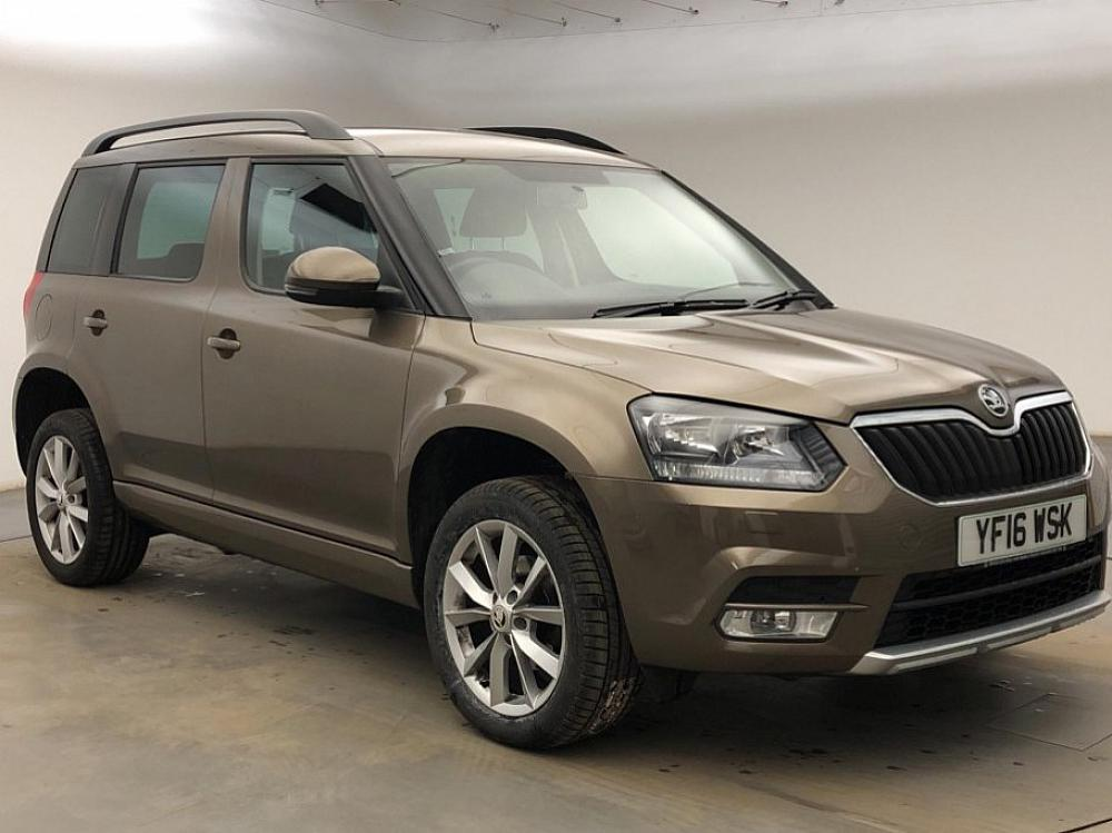 SKODA YETI SE 1.2 TSI 110PS AUTOMATIC