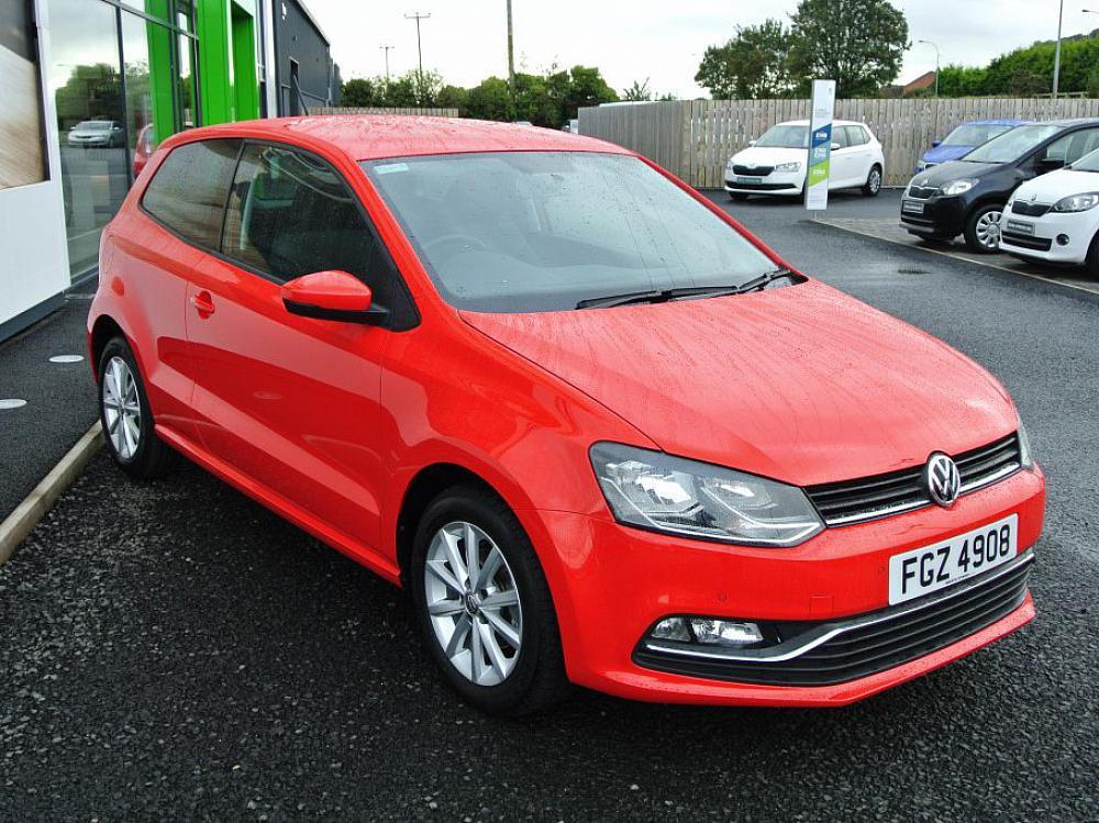 VOLKSWAGEN POLO MATCH 1.0 3 DOOR
