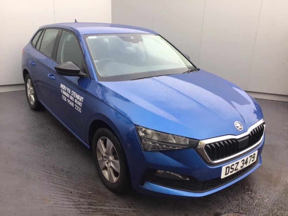 SKODA SCALA SE 1.5 TSI 150PS DSG
