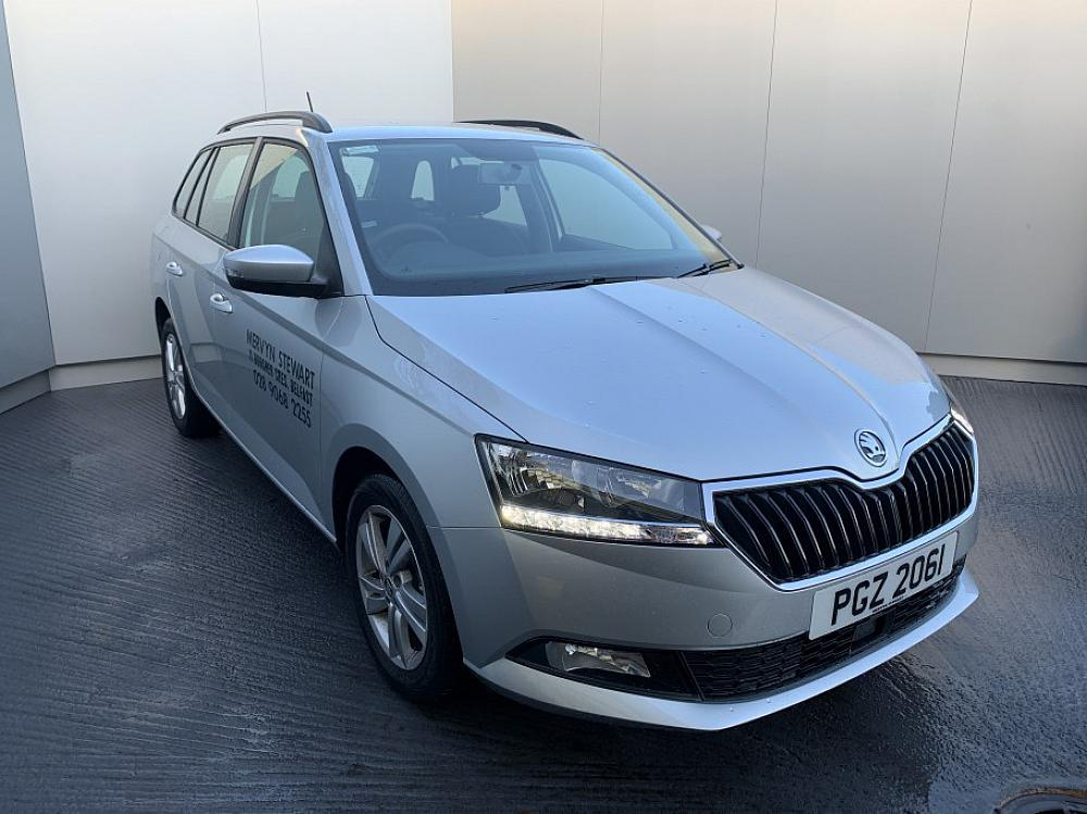 SKODA FABIA ESTATE SE 1.0 TSI 95 PS 5G MAN