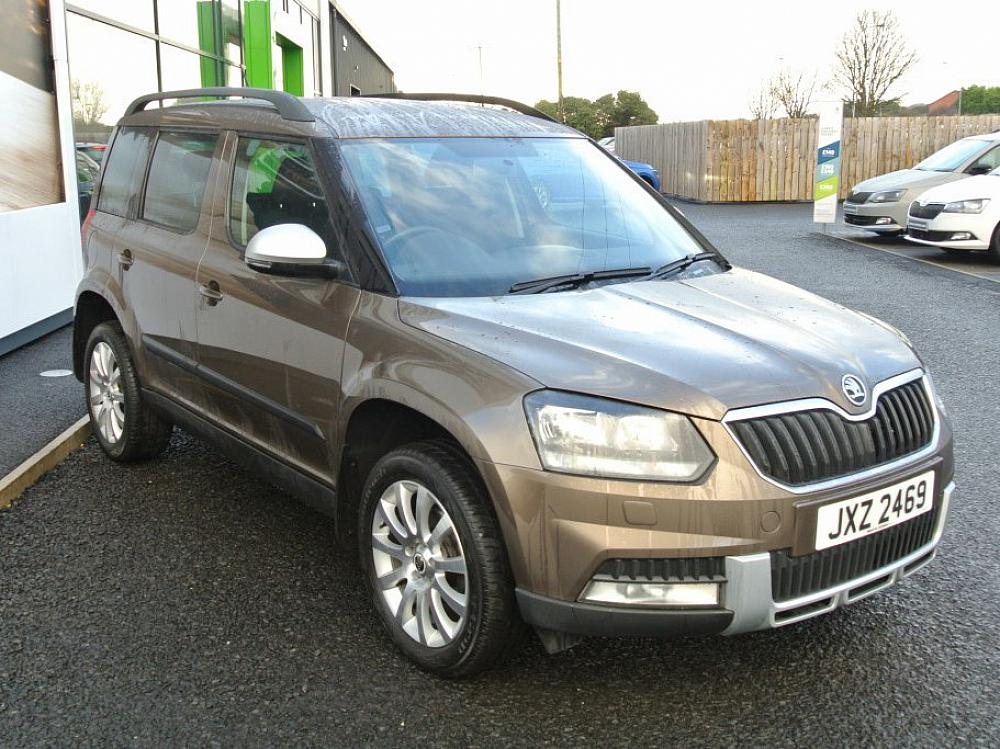 SKODA YETI SE OUTDOOR ESTATE 1.2 110 PS TSI