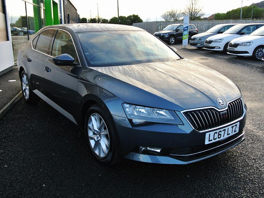 SKODA SUPERB SE TECHNOLOGY 2.0 TDI