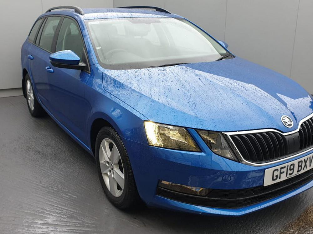 SKODA OCTAVIA ESTATE 1.6 TDI SE 115PS