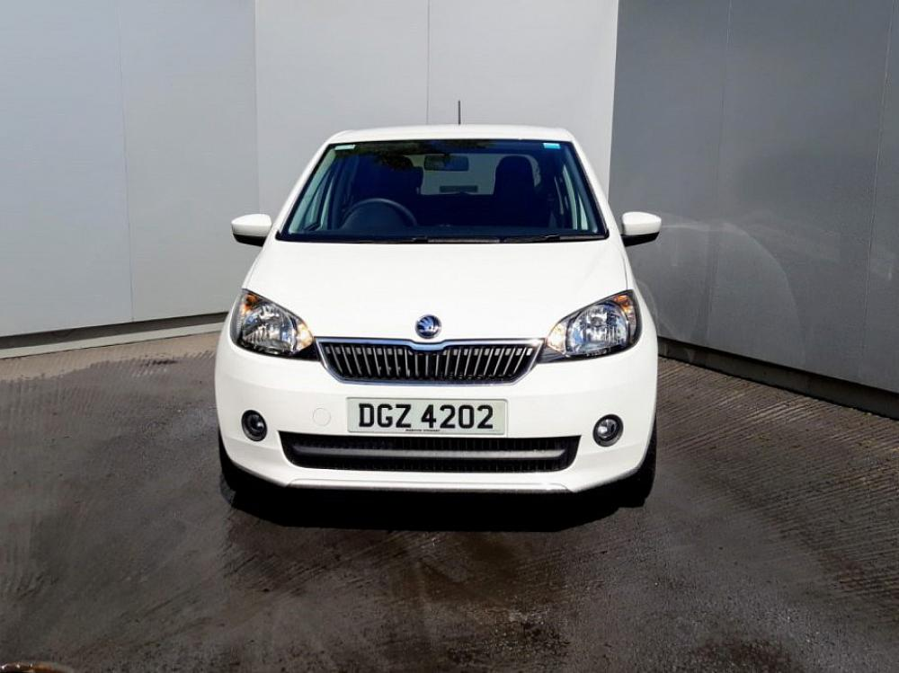 SKODA CITIGO 5 DOOR 1.0 COLOUR EDT 60PS MPI