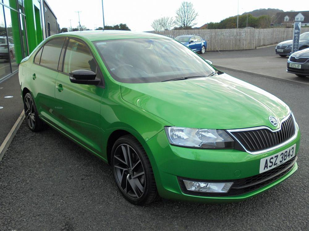 SKODA RAPID 1.2 SPORT TSI 110PS