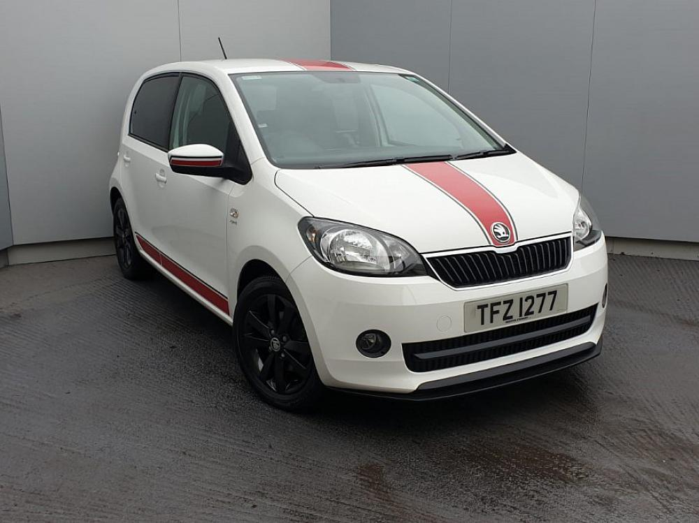 SKODA CITIGO 5 DOOR 1.0 SPORT 60PS MPI