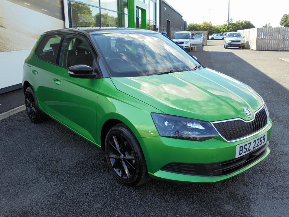SKODA FABIA A6 COLOUR EDT 1.0 MPI 75PS