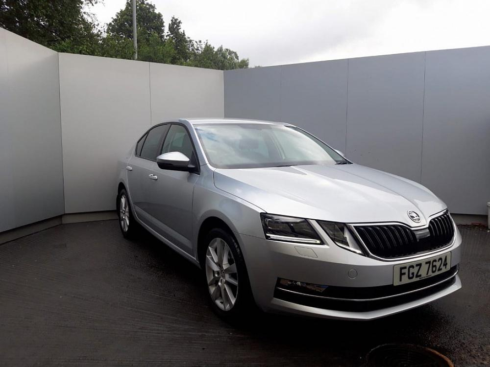 SKODA OCTAVIA HATCH 1.4 SEL TSI 150PS