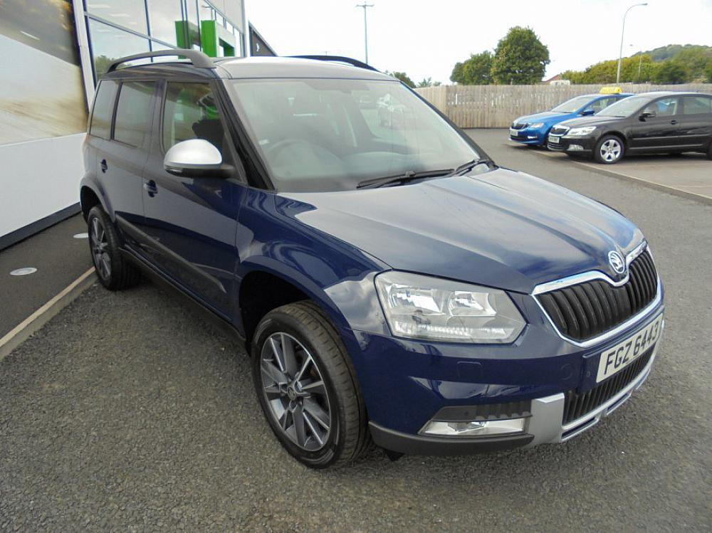 SKODA YETI OUTDOOR 1.2 SE DRIVE TSI 110PS DSG
