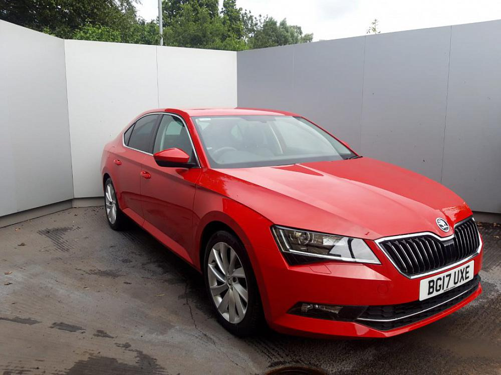 SKODA SUPERB SE L EXECUTIVE 2.0 TDI DSG