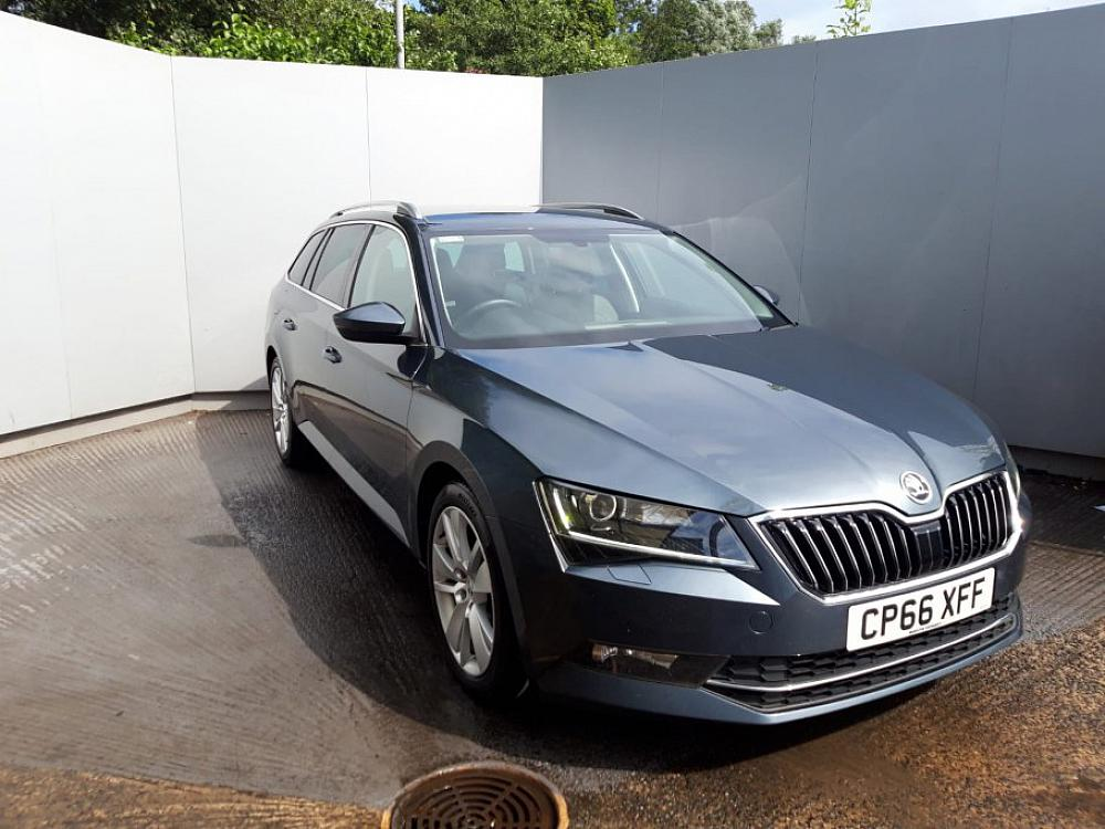 SKODA SUPERB SE L EXECUTIVE TDI