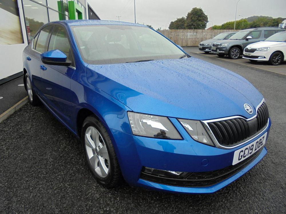 SKODA OCTAVIA HATCH SE TECHNOLOGY 1.6 TDI 115 PS