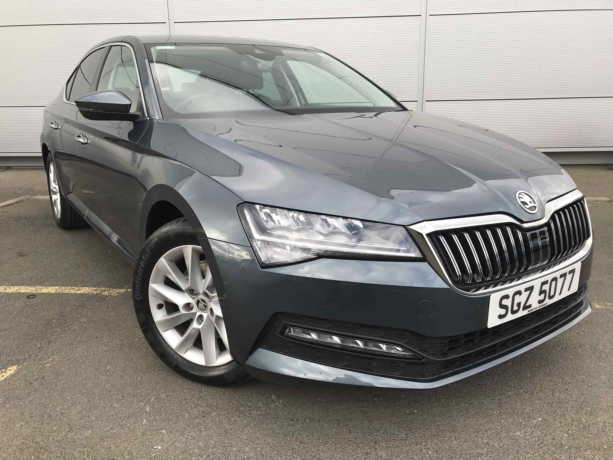SKODA SUPERB 1.5 TSI SE Technology 5dr DSG
