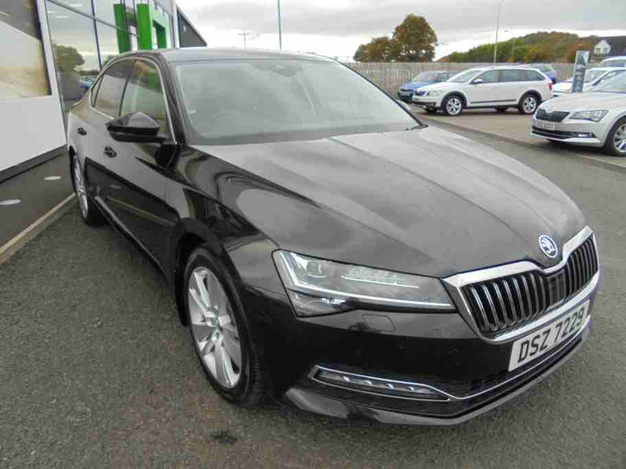 SKODA SUPERB 2.0 TDI CR 190 SE L 5dr DSG