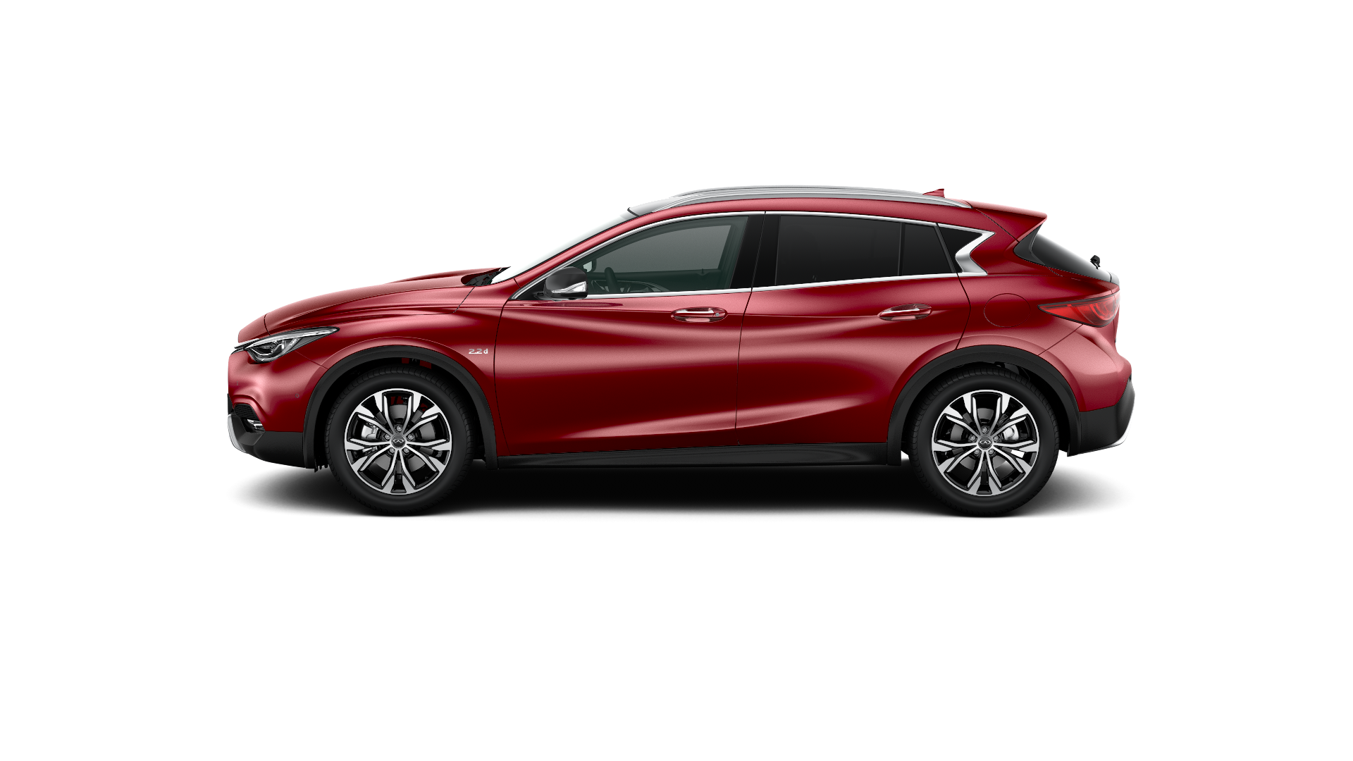 Infiniti Q30 Magnetic Red