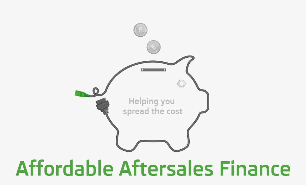 AFFORDABLE AFTERSALES FINANCE - 0% APR & 0% Interest Rate