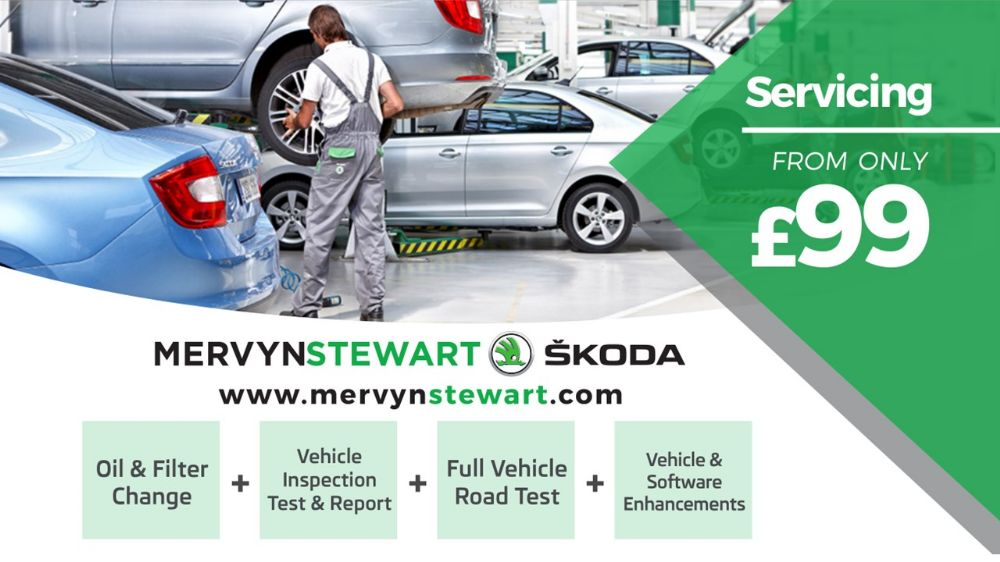 All Makes All Models Servicing from only £99.00