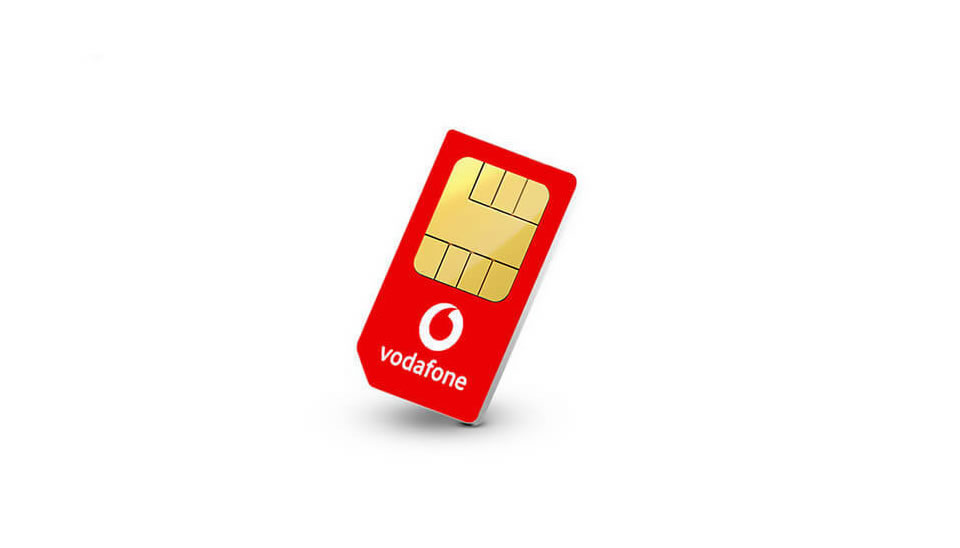 Free Vodafone Sim Card<br>