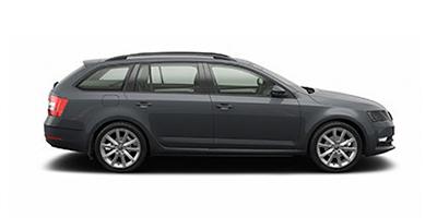 Skoda Octavia Estate Auto Rental Belfast