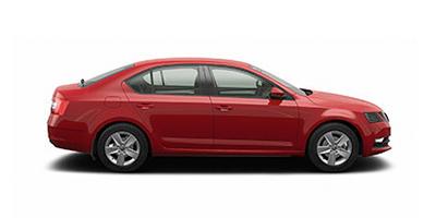 Skoda Octavia Auto Rental Belfast