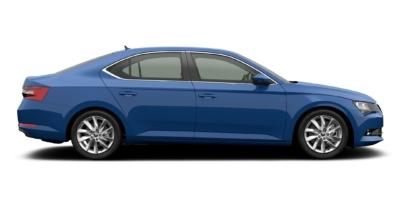 Skoda Superb Hatch Auto Rental Belfast